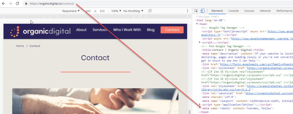 Inspecting Source Code