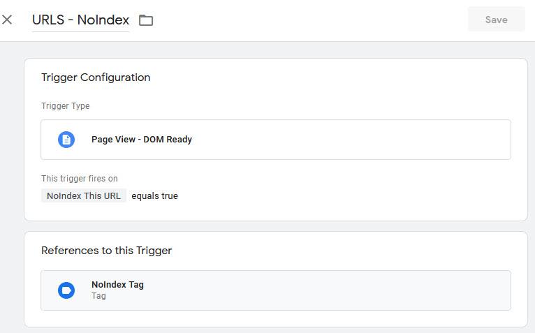 Custom Javascript Variable Trigger